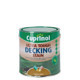Cuprinol Ultra Deck Golden Reviews