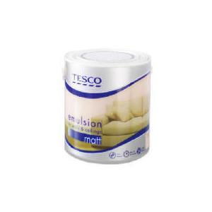Photo of Tesco Matt Irish Cream 2.5L Home Miscellaneou