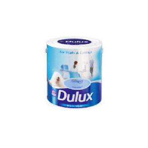 Photo of Dulux Matt Blue Babe 2.5L Home Miscellaneou