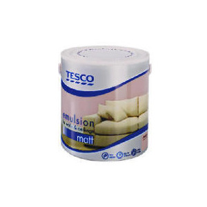 Photo of Tesco Matt Chocolat 2.5L Home Miscellaneou