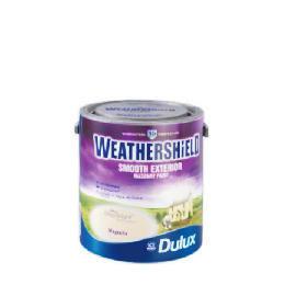 Dulux Weathershield Smooth Masonry Magnolia 5L Reviews