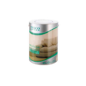 Photo of Tesco Silk Peaches and Cream 5L Home Miscellaneou