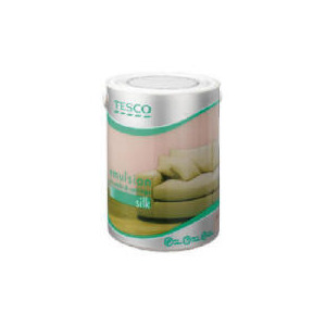 Photo of Tesco Silk Chocolat Paint Home Miscellaneou