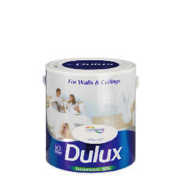 Dulux Silk White Mist 2.5L Reviews