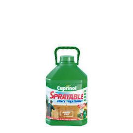 Cuprinol Sprayable Harvest Gold 5L Reviews