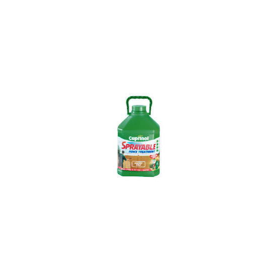 Cuprinol Sprayable Harvest Gold 5L