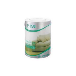 Photo of Tesco Silk Antique White 5L Home Miscellaneou