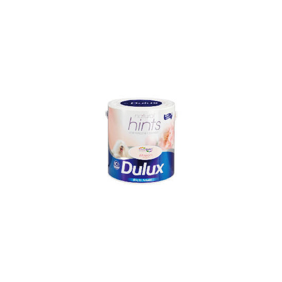 Dulux Matt Blossom White 2.5L
