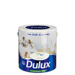 Dulux Silk White Cotton 2.5L Reviews