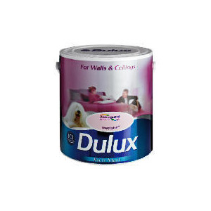 Photo of Dulux Silk Sweet Pink 2.5L Home Miscellaneou
