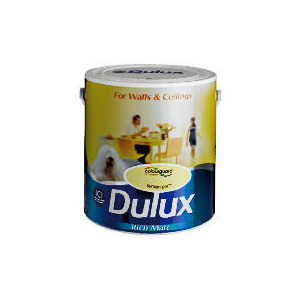 Photo of Dulux Matt Lemon Pie 2.5L Home Miscellaneou