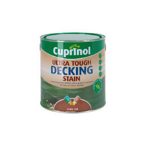 Photo of Cuprinol Ultra Deck Cedar 2.5L Home Miscellaneou