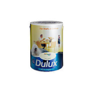 Photo of Dulux Matt Ivory Lace 5L Home Miscellaneou