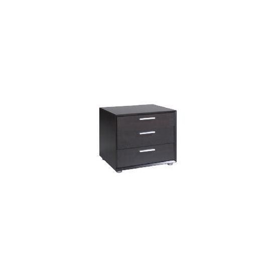 Bologna Bedside Chest, Coffee