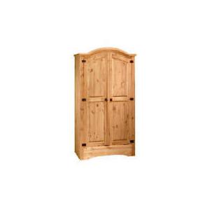 Photo of Honduras 2 Door Wardrobe, Antique Pine Furniture