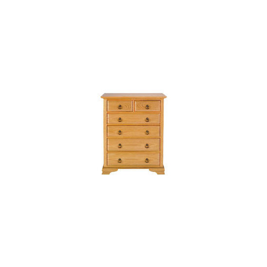 Toulouse 4 & 2 drawer Chest