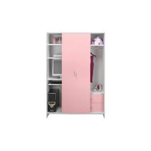 Photo of Sydney Multimedia Wardrobe, Pink Furniture