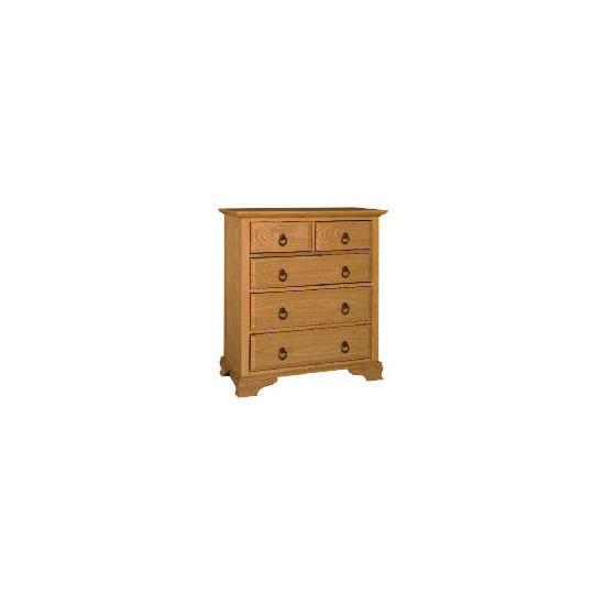 Toulouse 3 & 2 drawer Chest
