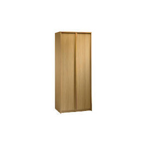 Photo of Santona 2 Door Wardrobe, Oak Effect Furniture