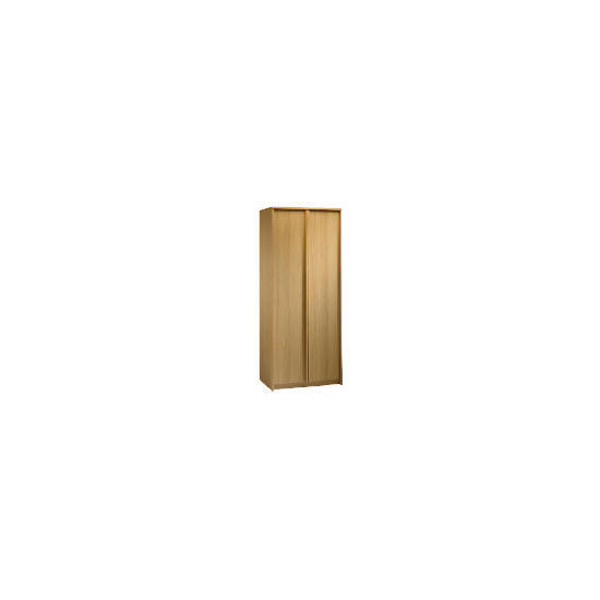 Santona 2 door Wardrobe, Oak effect