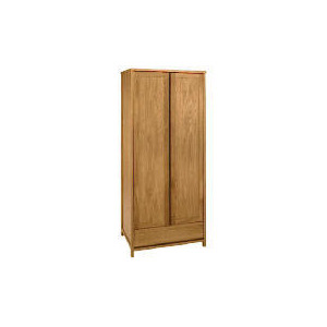 Photo of Monzora 2 Door Wardrobe, Oak Furniture