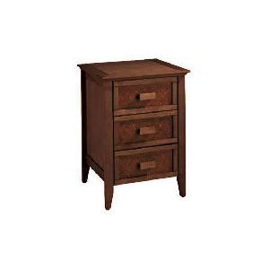 Photo of Belize Bedside Table, Dark Finish Furniture