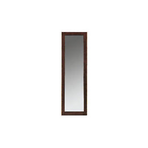 Photo of Hanoi Floor Standing Mirror, Walnut Effect Furniture