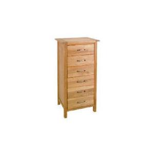 Photo of Hamilton 6 Drawer Chest, Oak Furniture