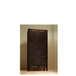 Bento 2 door Wardrobe, Dark Stain Reviews