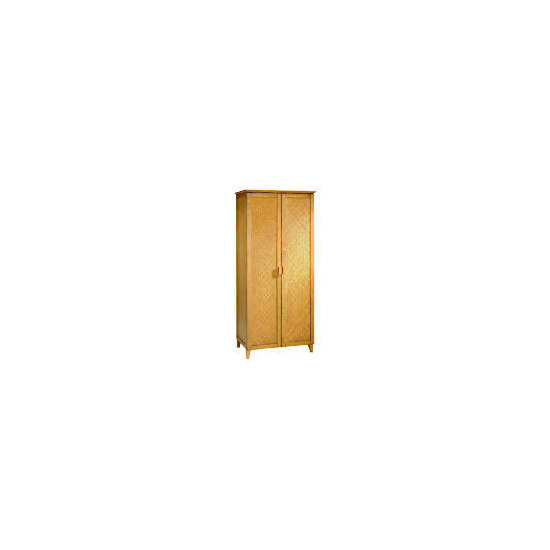 Belize 2 door Wardrobe, antique finish