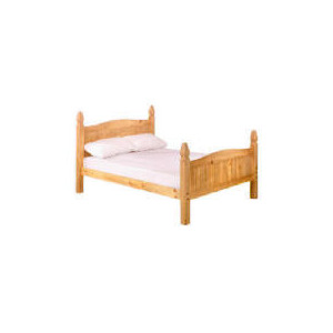 Photo of Honduras King Bedstead, Antique Pine Bedding