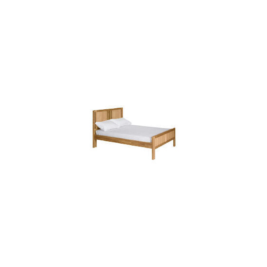 Lilly Double Bedstead, Ash