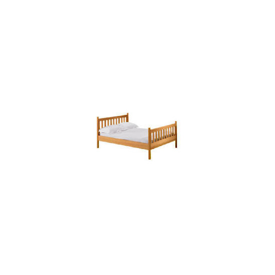 Hamilton King Bedstead, Oak