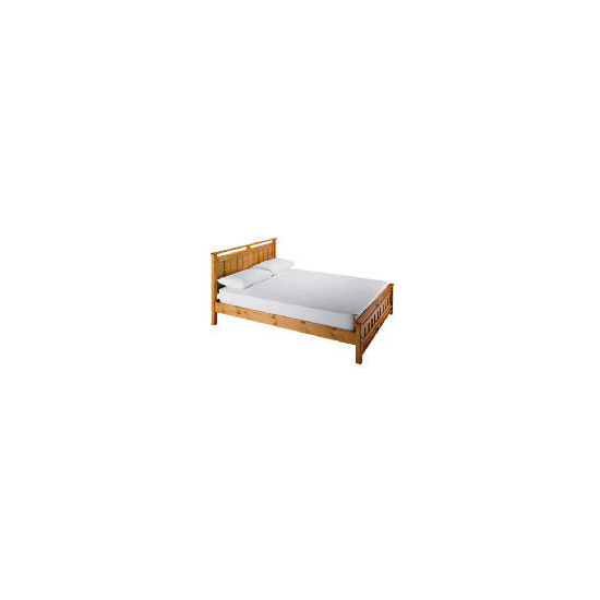 Bento Double bedstead, Natural