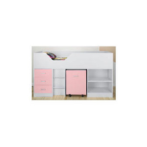 Photo of Sydney Mid Sleeper, Pink Furniture