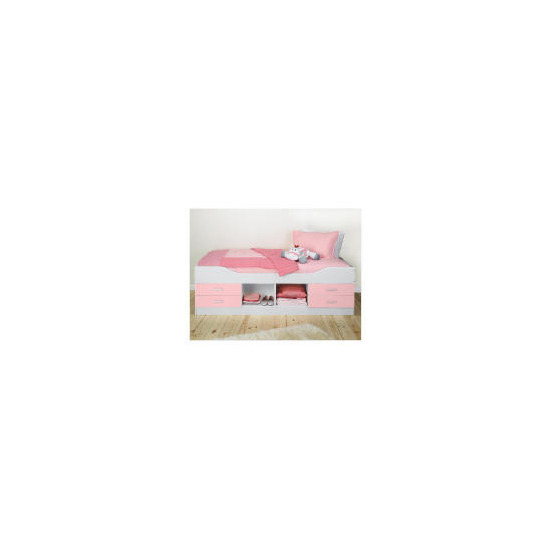 Sydney Cabin Bed, Pink