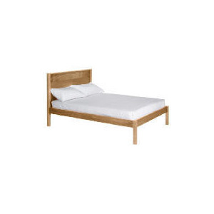 Photo of Monzora Double Bedstead, Oak Bedding