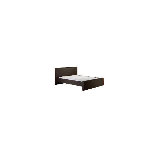 Bologna Double Bedstead, Coffee