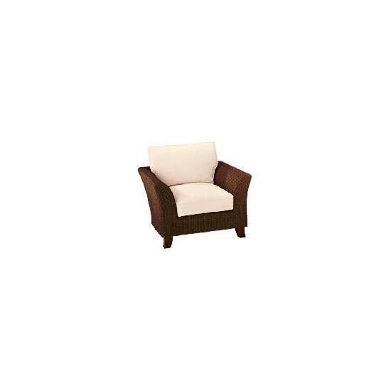 Guyana dark rattan Chair, Natural