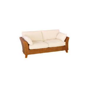 Photo of Guyana Light Rattan Sofa, Natural Furniture