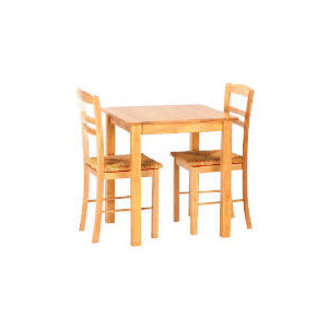 Photo of Manila 2 Seat Dining Table and 2 Chairs Furniture