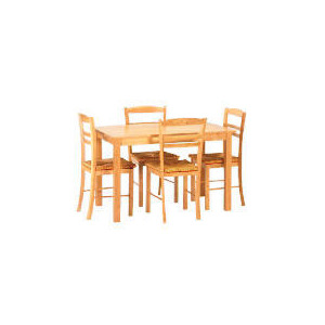 Photo of Manila 4 Seat Dining Table and 4 Chairs Furniture