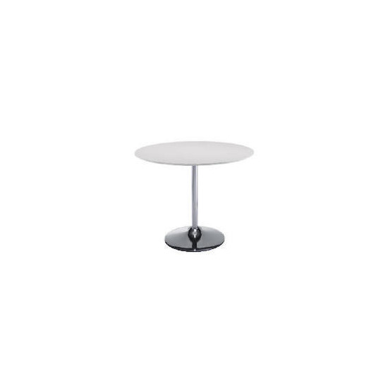 Barello Dining Table, White