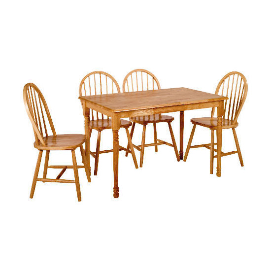 Salisbury 4 seat Dining Table