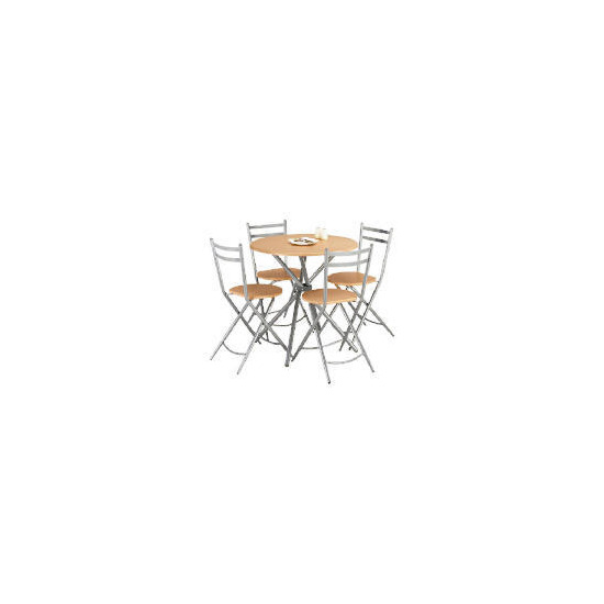 Palma Table & 4 Chairs