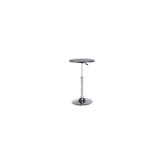 Breno Bar Table, Black