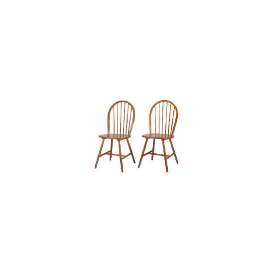 Whitton Pair of Chairs, Antique Finish