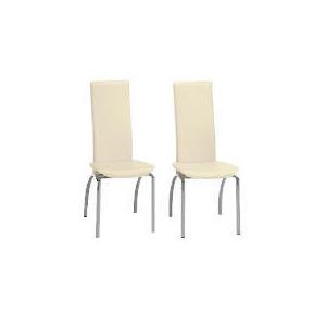 Photo of Yakima Pair Of Chairs, White Furniture