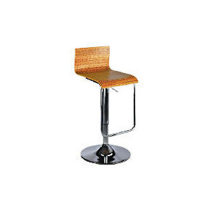 Photo of Mesa Barstool, Zebrano Furniture