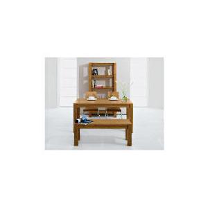 Photo of Tribeca Bench, Oak Effect Furniture